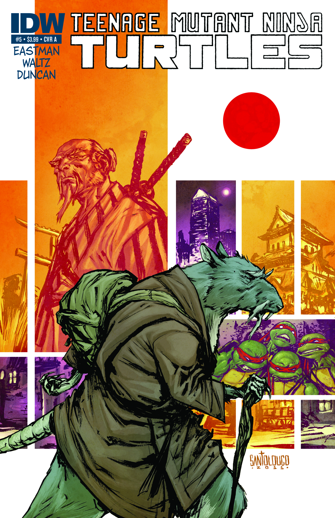 TMNT ONGOING #5