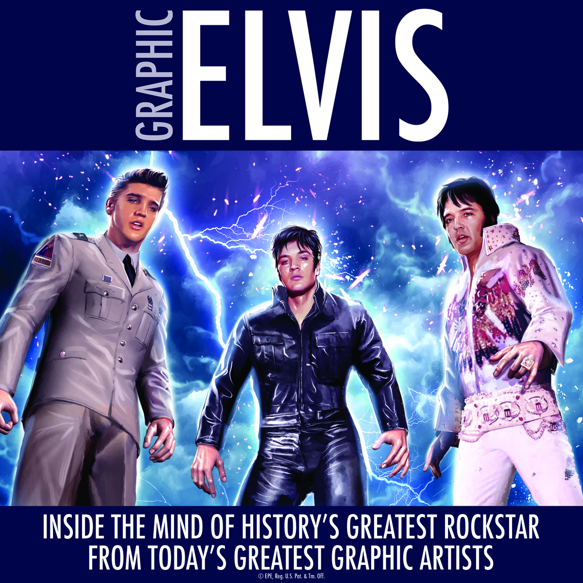 GRAPHIC ELVIS LTD COLL ED HC
