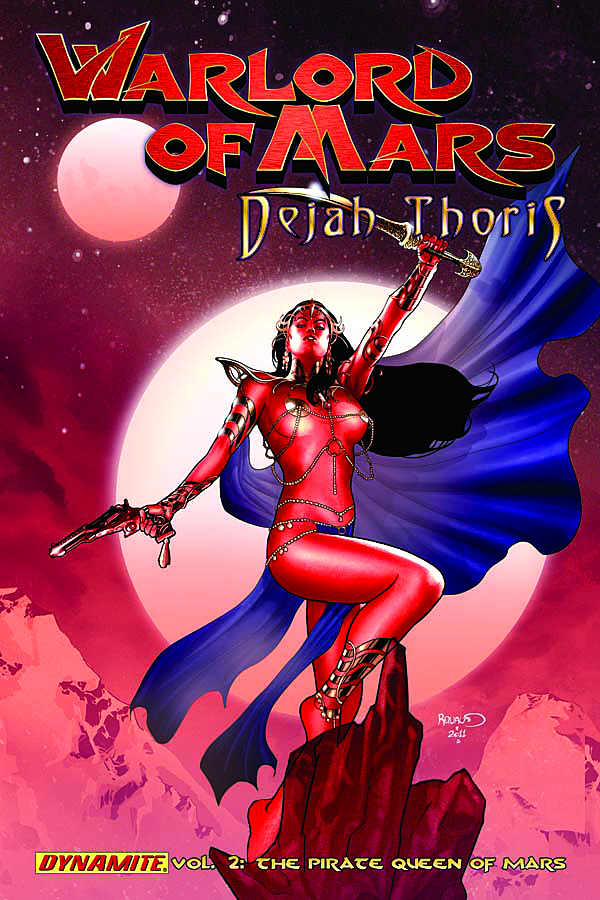 WARLORD OF MARS DEJAH THORIS TP VOL 02 PIRATE QUEEN (MR)