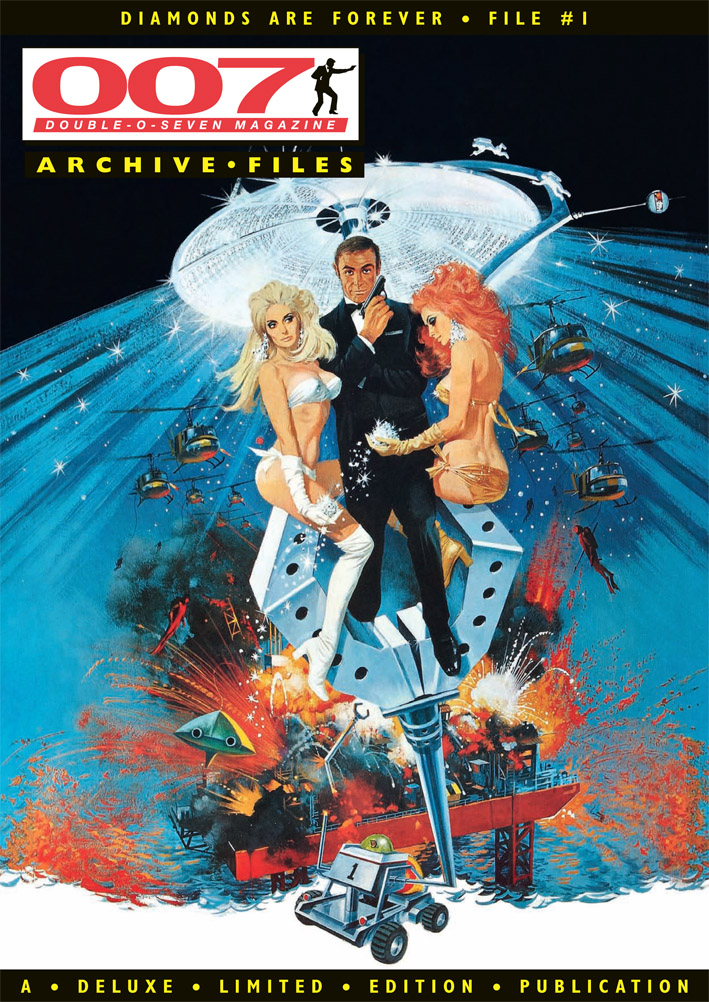 007 MAGAZINE ARCHIVE DIAMONDS ARE FOREVER #1