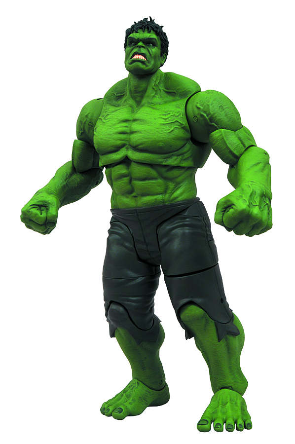 MARVEL SELECT AVENGERS MOVIE HULK AF