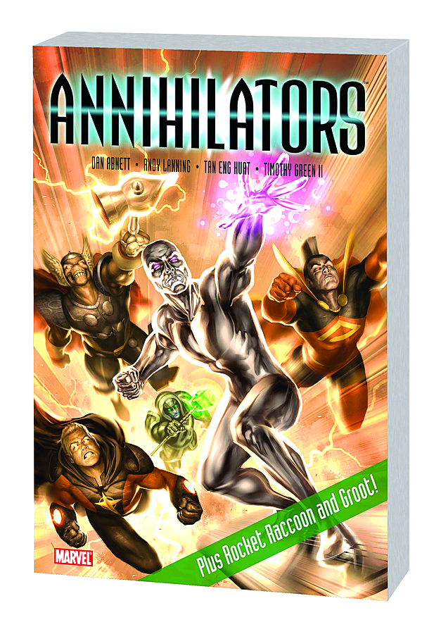 ANNIHILATORS TP