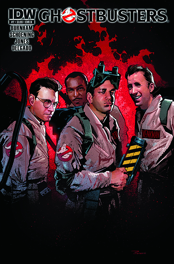 GHOSTBUSTERS ONGOING #7
