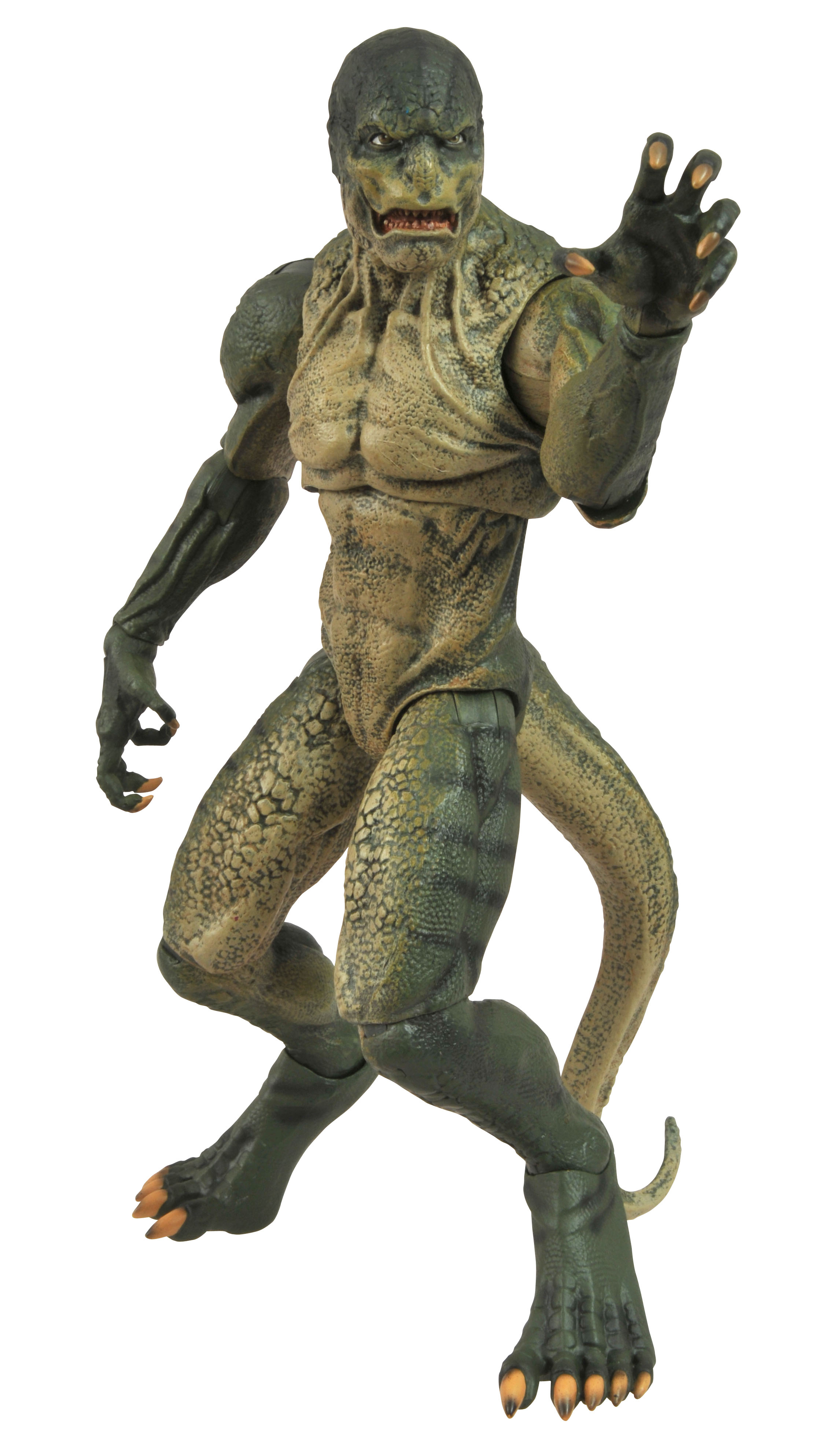 MARVEL SELECT AMAZING SPIDER-MAN MOVIE LIZARD AF