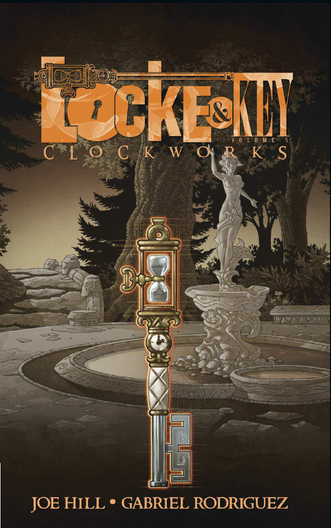 LOCKE & KEY HC VOL 05 CLOCKWORKS