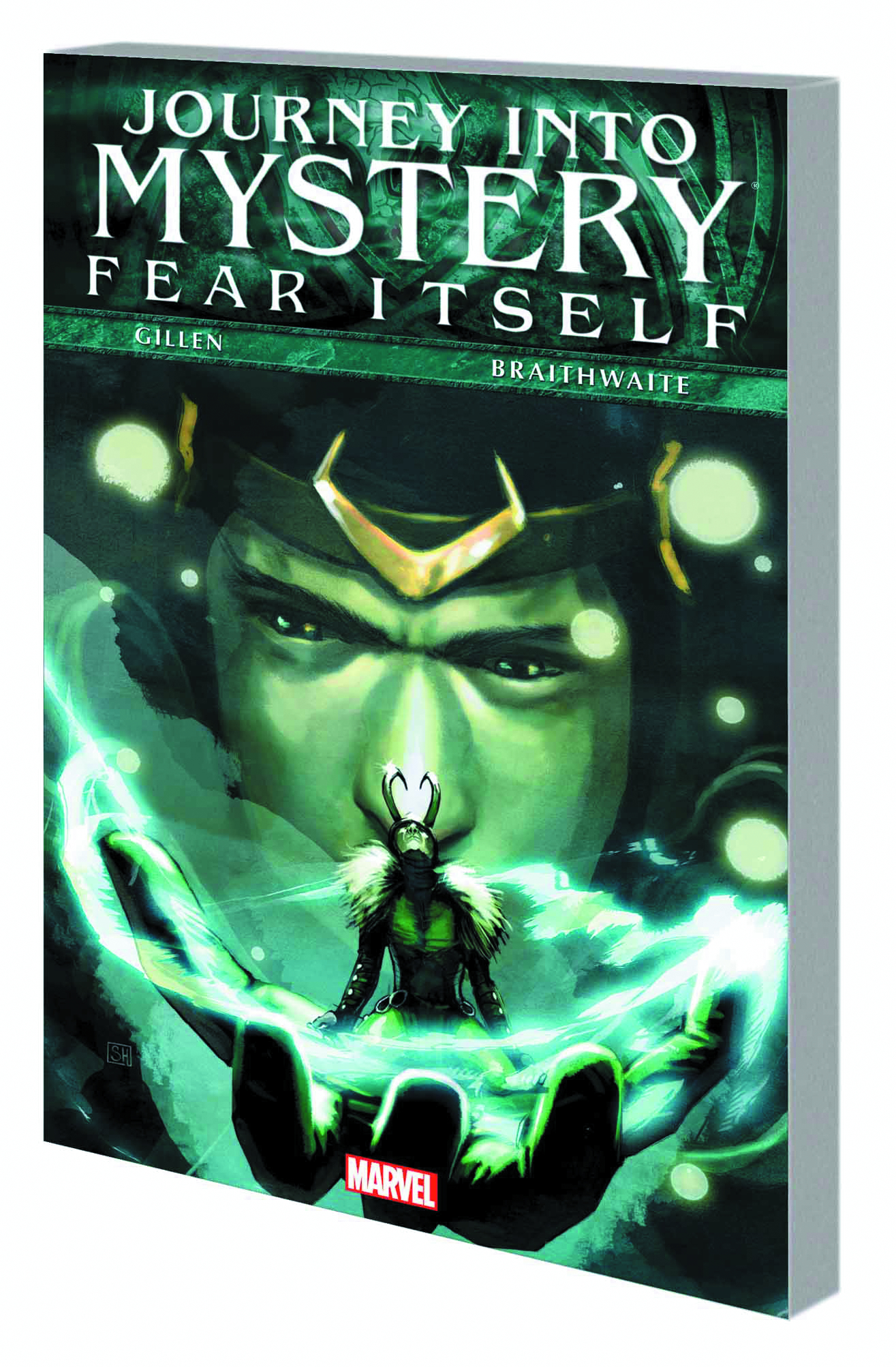 JOURNEY INTO MYSTERY TP VOL 01 FEAR ITSELF