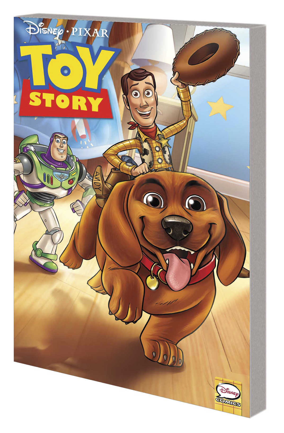 TOY STORY DIGEST TP TALES FROM TOY CHEST