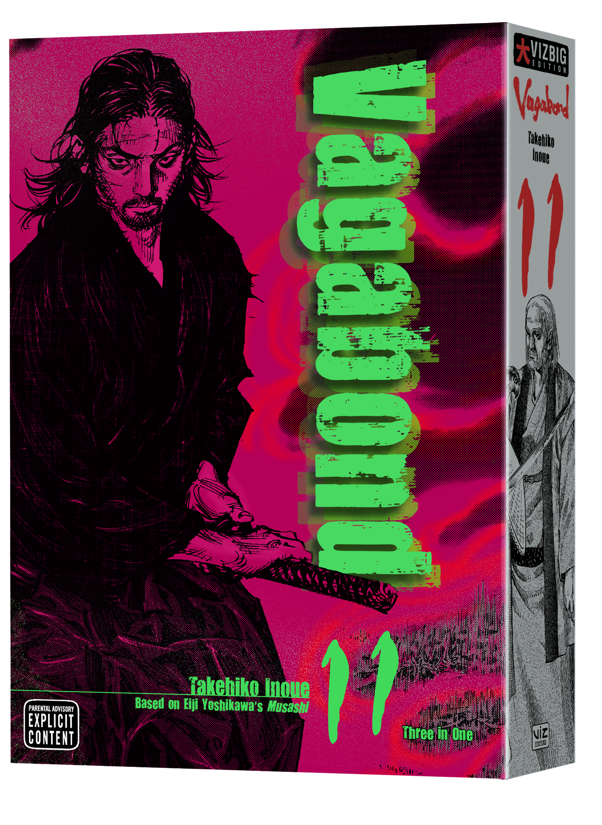 VAGABOND VIZBIG ED TP VOL 11 (MR)