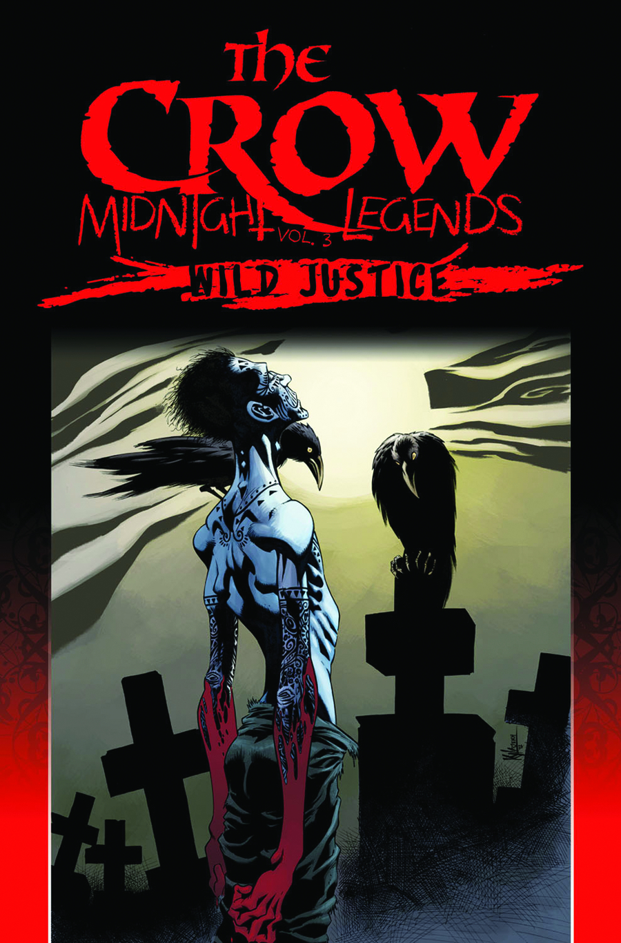 CROW MIDNIGHT LEGENDS TP VOL 03 WILD JUSTICE