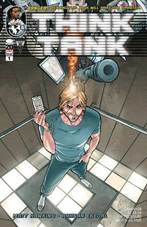 THINK TANK TP VOL 01 (OCT120494)