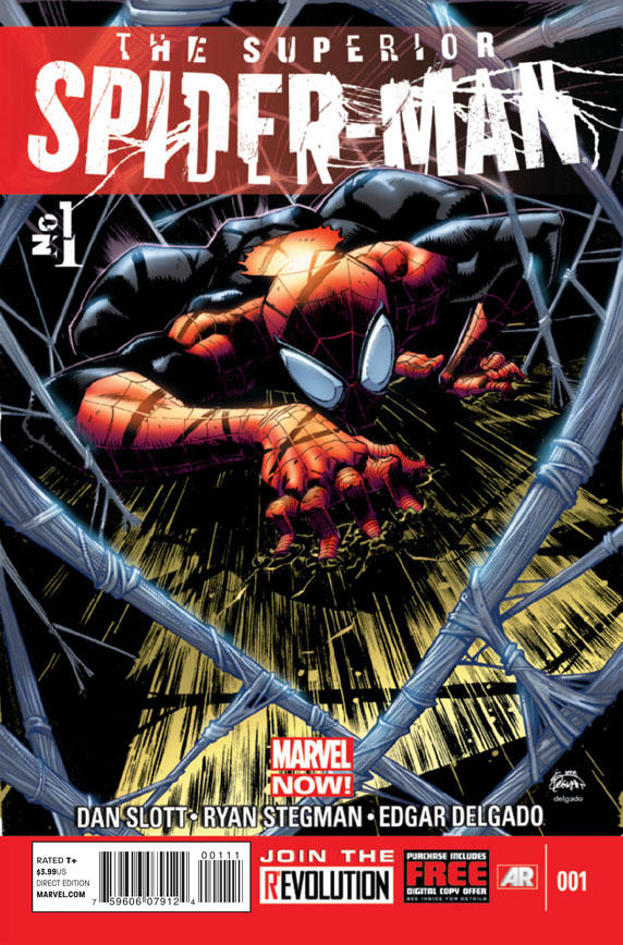 SUPERIOR SPIDER-MAN #1 NOW