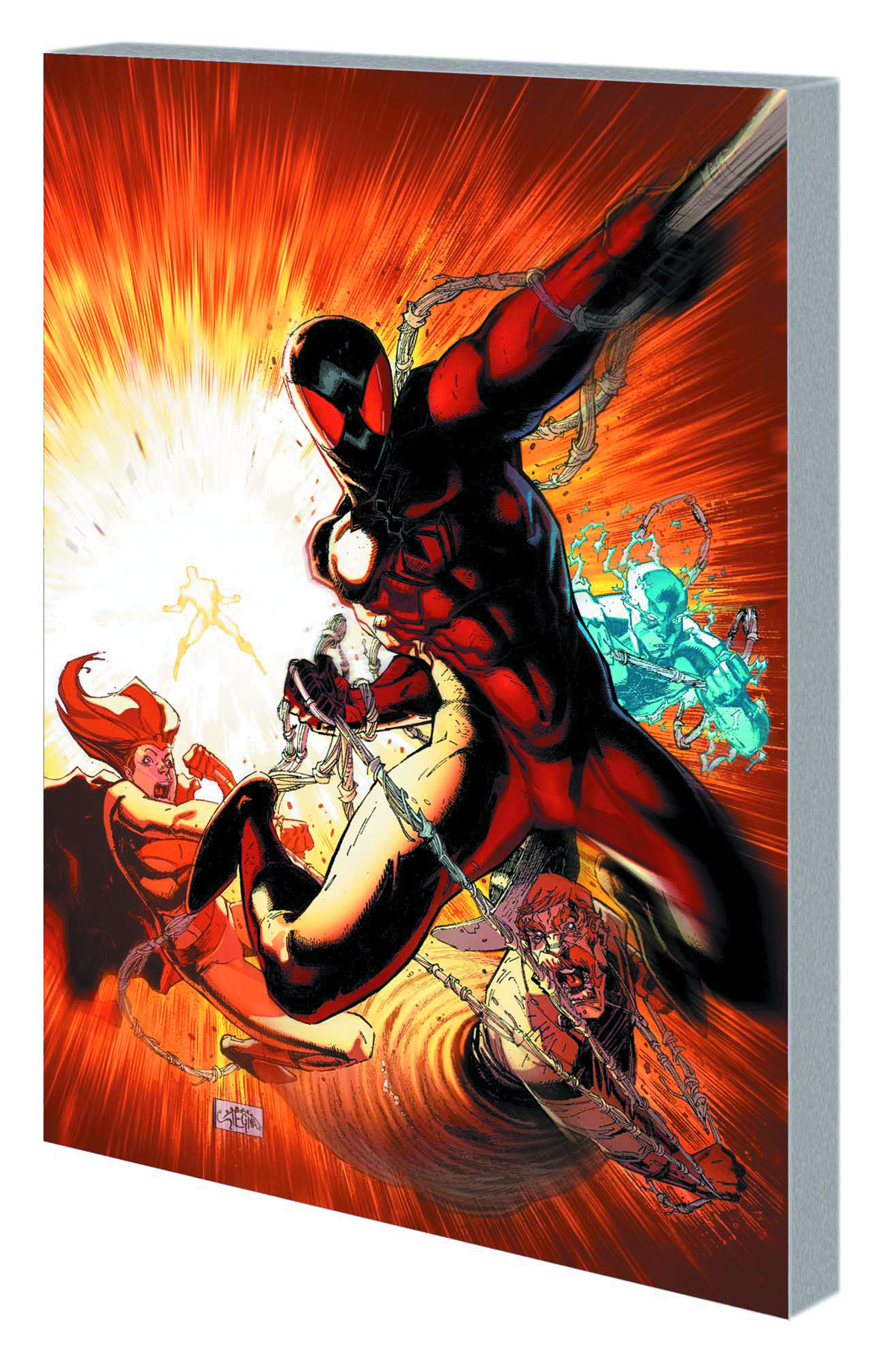 SCARLET SPIDER TP VOL 02 LONE STAR