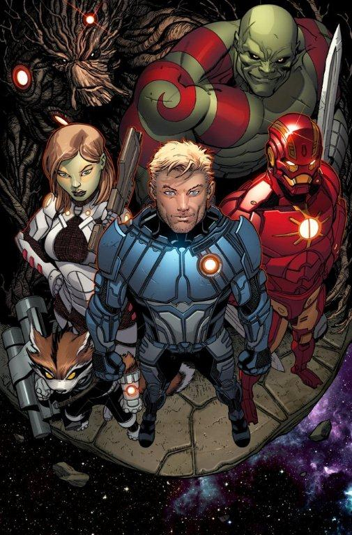 GUARDIANS OF GALAXY #0.1 MCGUINNESS VAR NOW