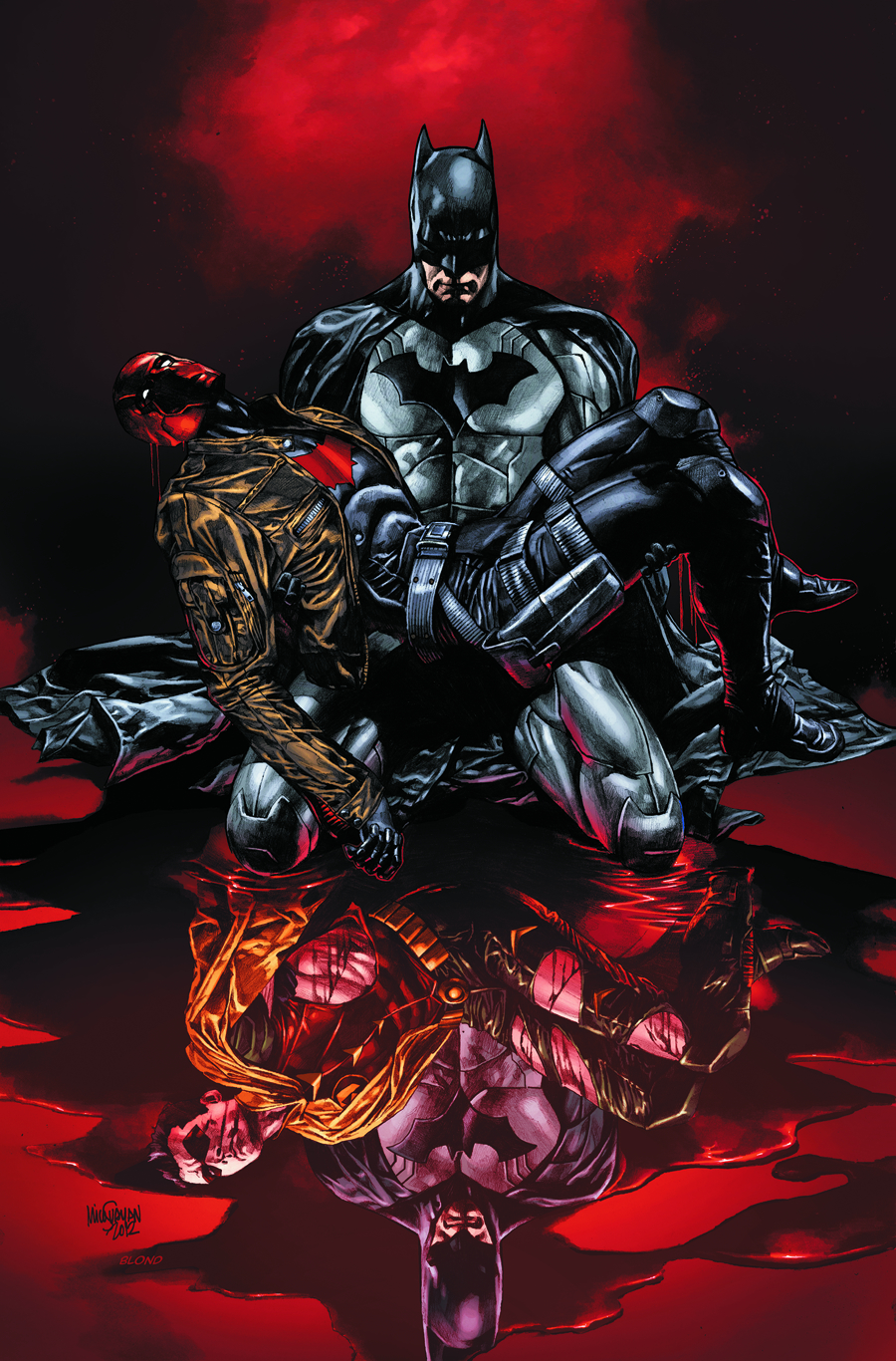 RED HOOD AND THE OUTLAWS #17 (DOTF)