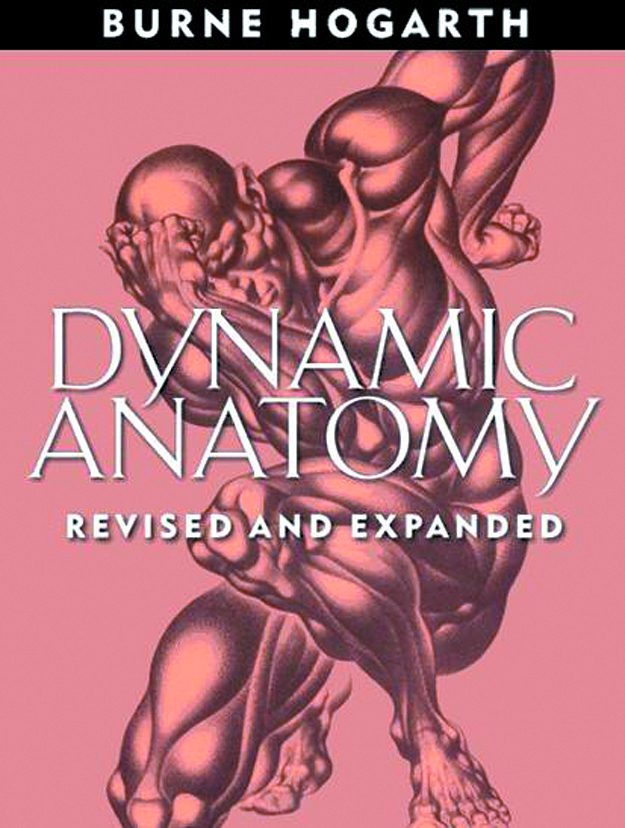 HOGARTH DYNAMIC ANATOMY REVISED & EXPANDED SC
