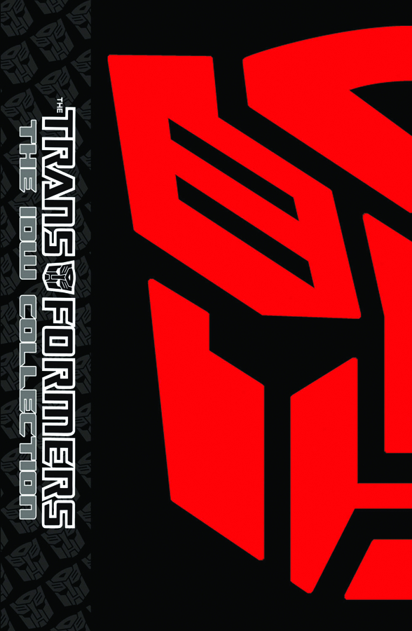 TRANSFORMERS IDW COLLECTION HC VOL 08