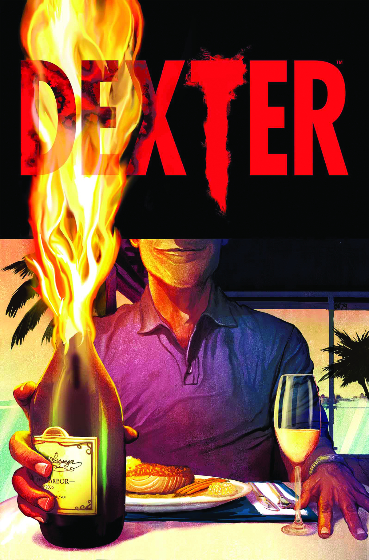 DEXTER #2 (OF 5) (RES)