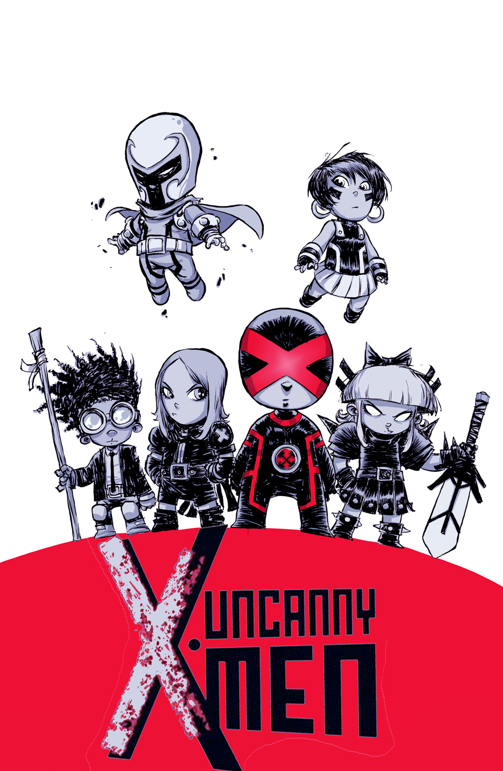 UNCANNY X-MEN #1 YOUNG VAR NOW (PP #1052)