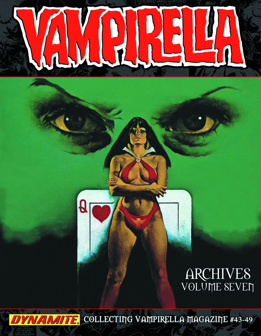 VAMPIRELLA ARCHIVES HC VOL 07 (MR)