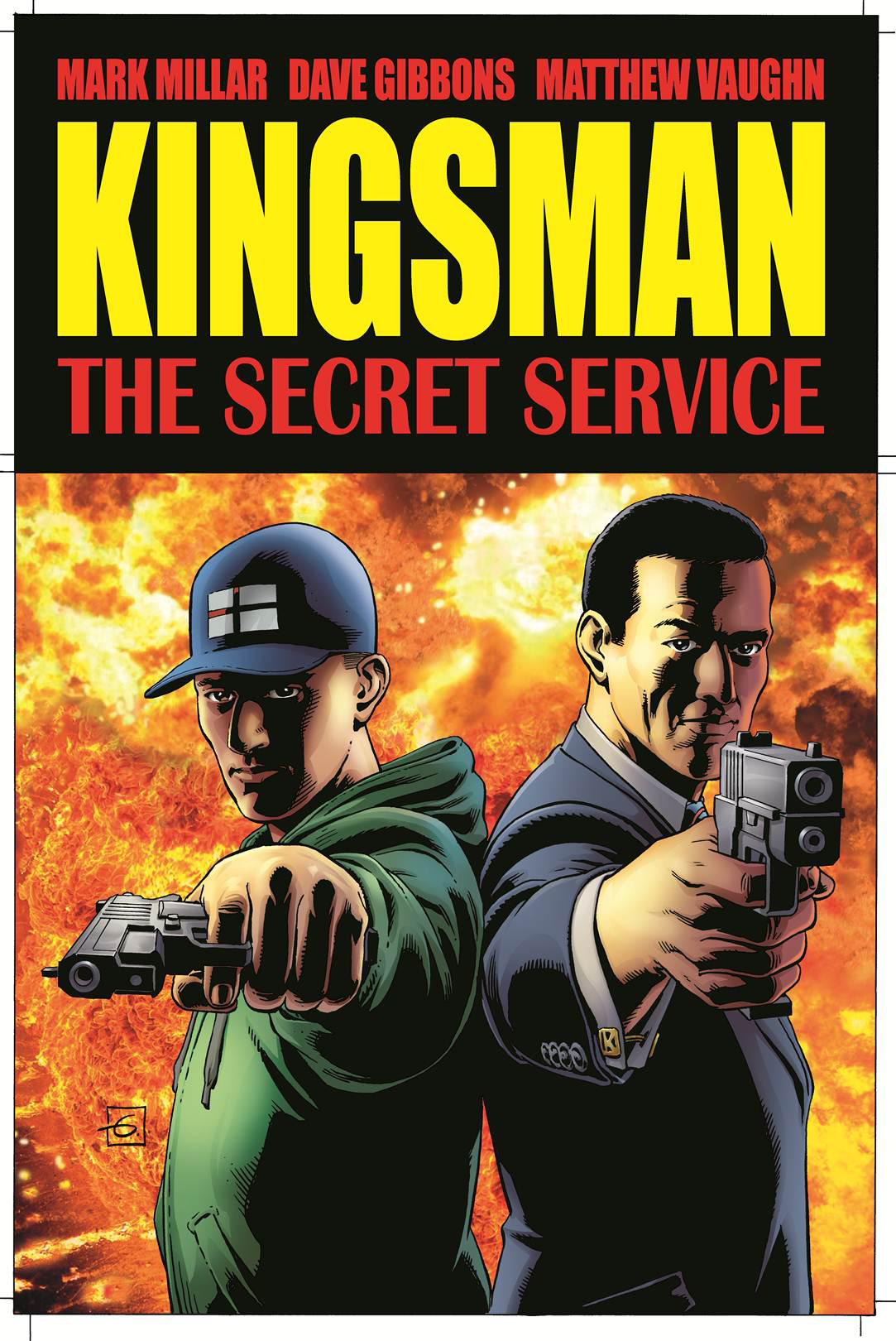 SECRET SERVICE PREM HC KINGSMAN (MR)