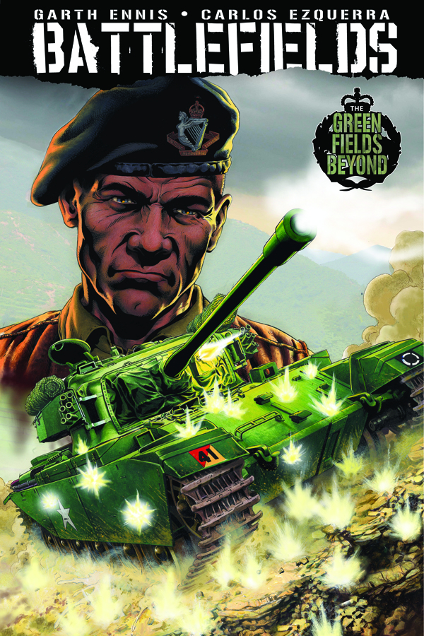 GARTH ENNIS BATTLEFIELDS TP VOL 07 GREEN FIELDS (MR)