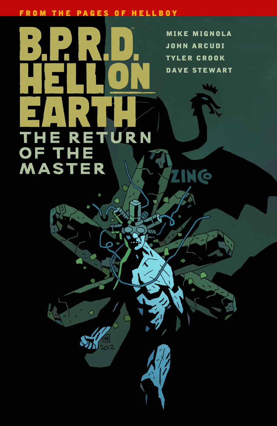 BPRD HELL ON EARTH TP VOL 06 RETURN OF MASTER (APR130044)