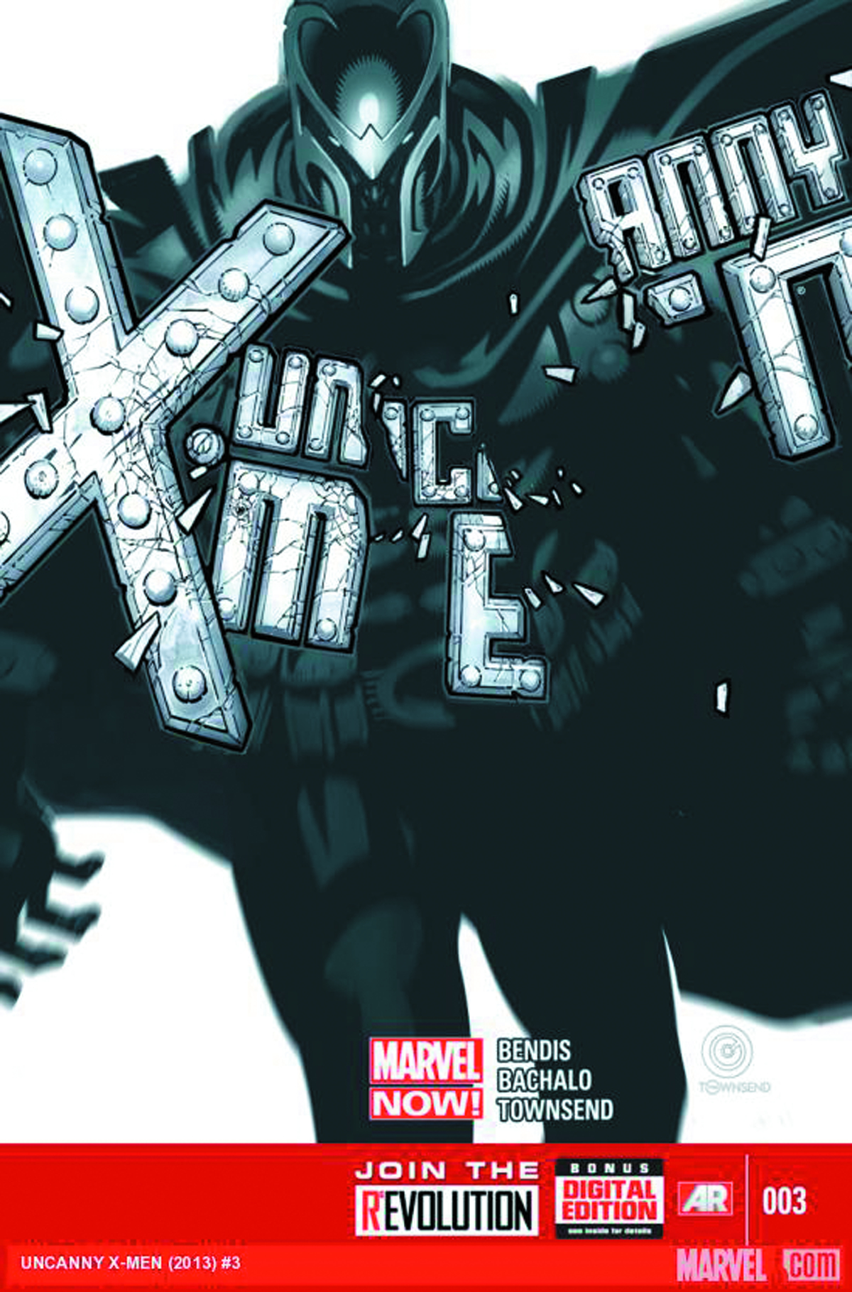 UNCANNY X-MEN #3 2ND PTG BACHALO VAR NOW (PP #1068)