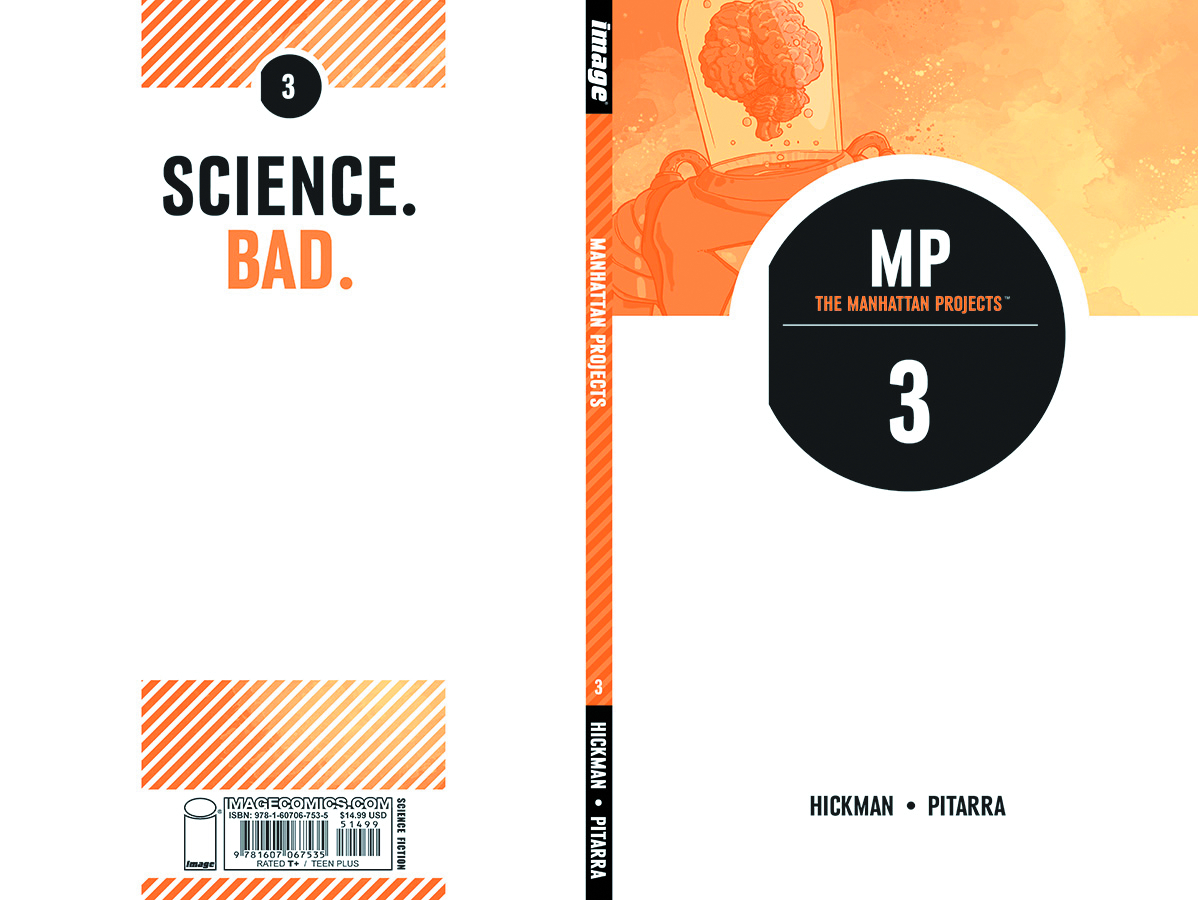 MANHATTAN PROJECTS TP VOL 03 (MAY130427)