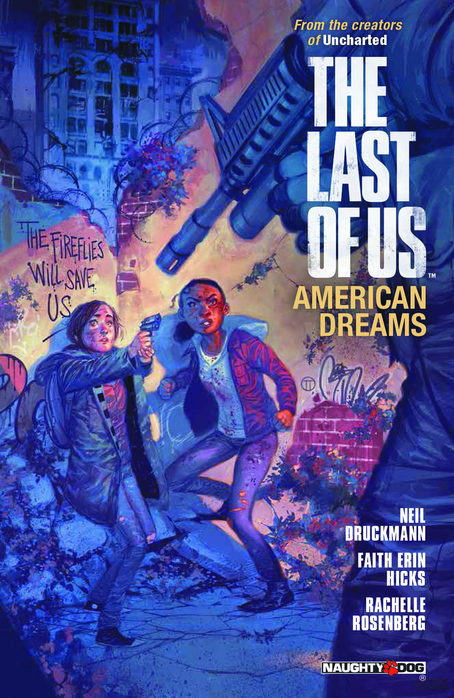 LAST OF US TP AMERICAN DREAMS (JUN130012)