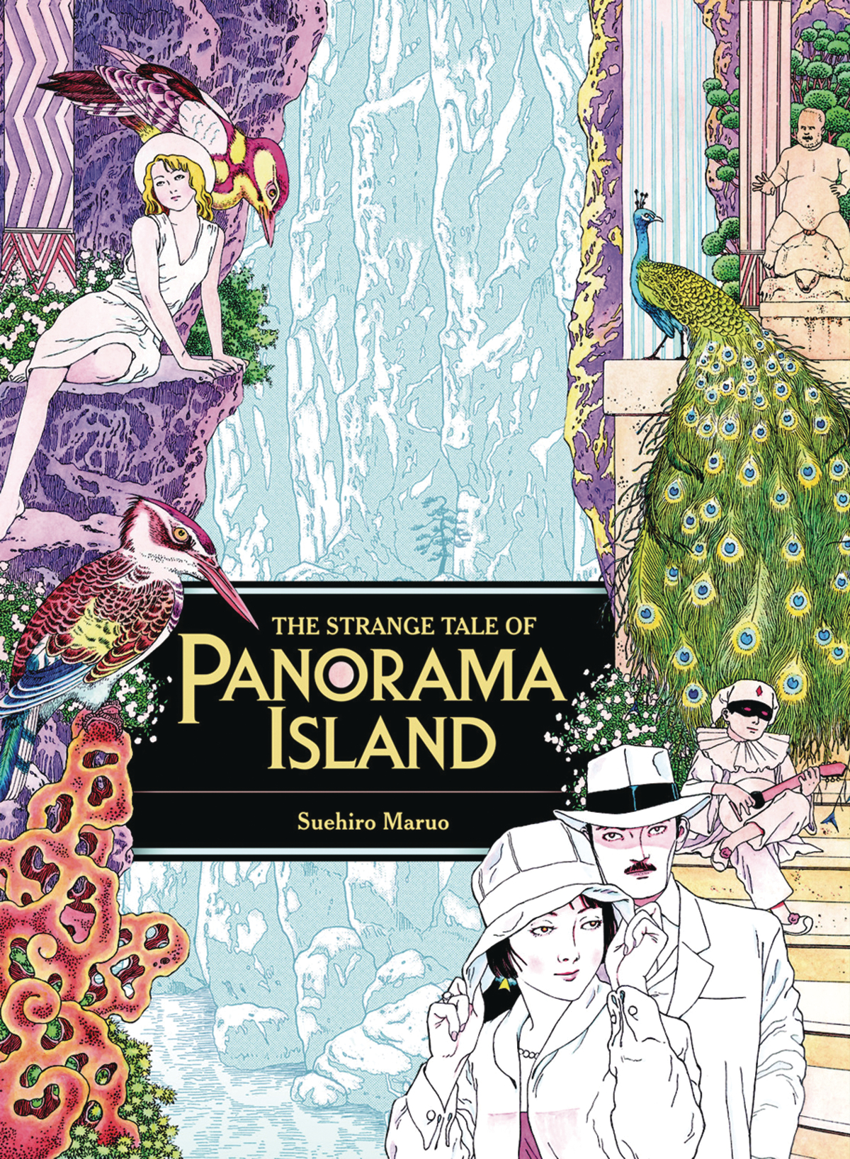 STRANGE TALE OF PANORAMA ISLAND HC (CURR PTG) (MR)