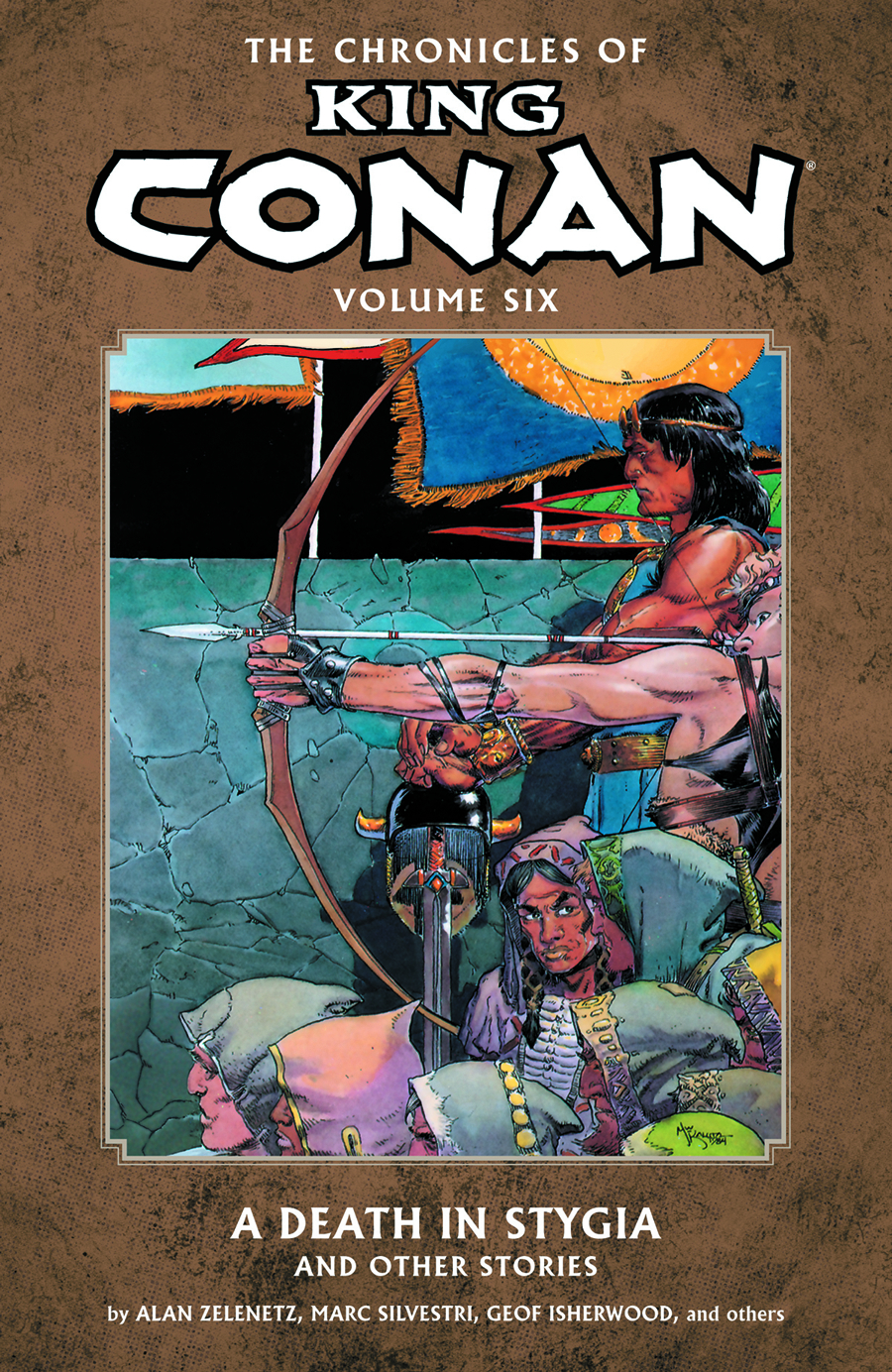 CHRONICLES OF KING CONAN TP VOL 06 DEATH IN STYGIA