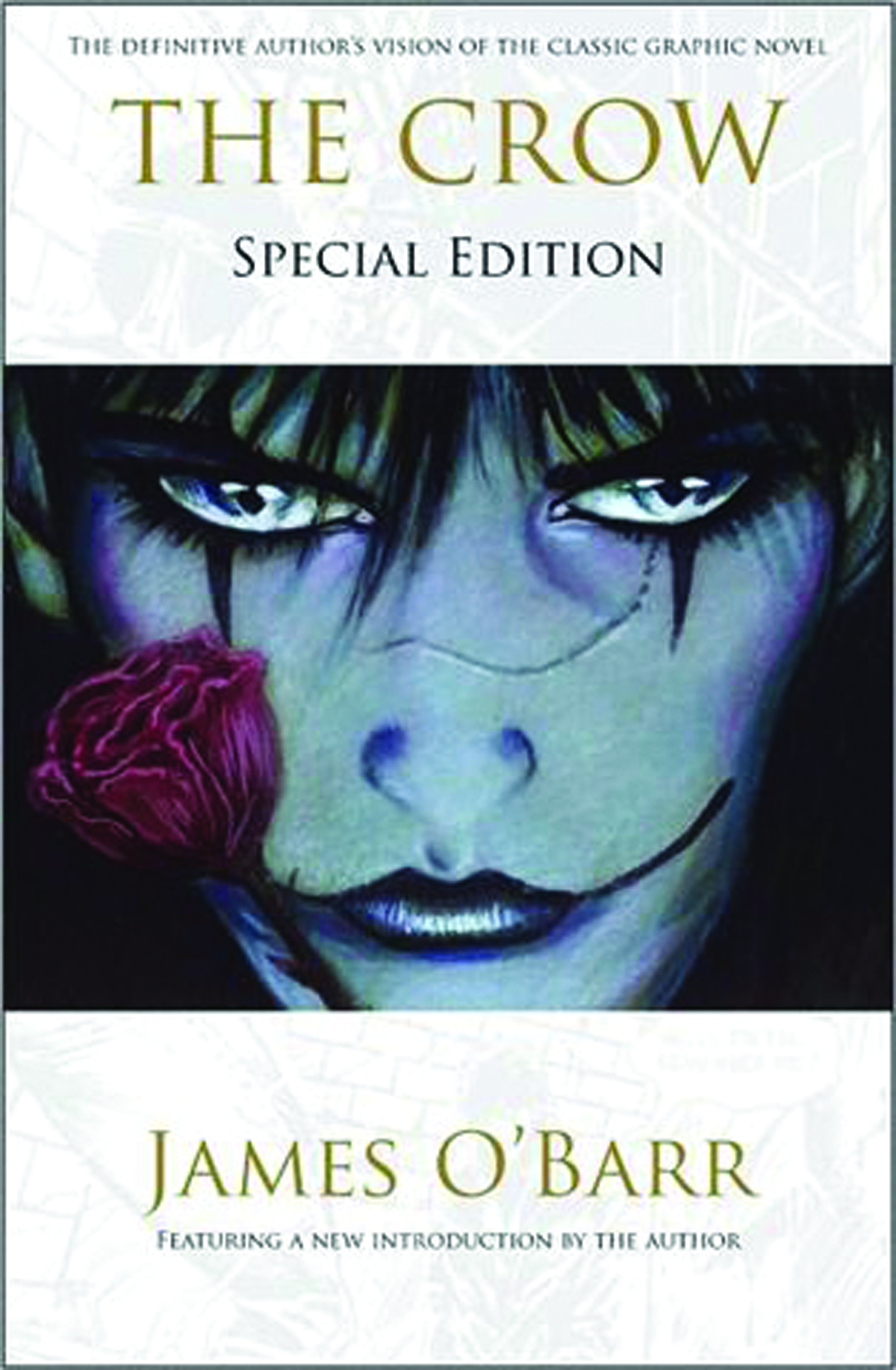 THE CROW SPECIAL ED TP