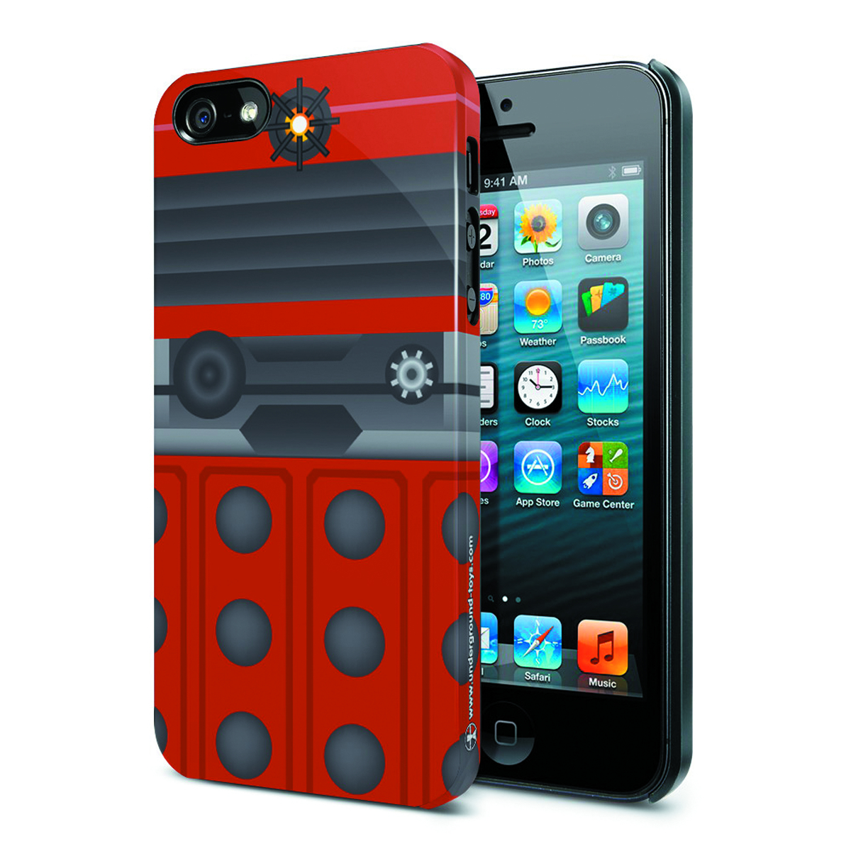 DOCTOR WHO NOT ANOTHER DALEK IPHONE 4 CASE