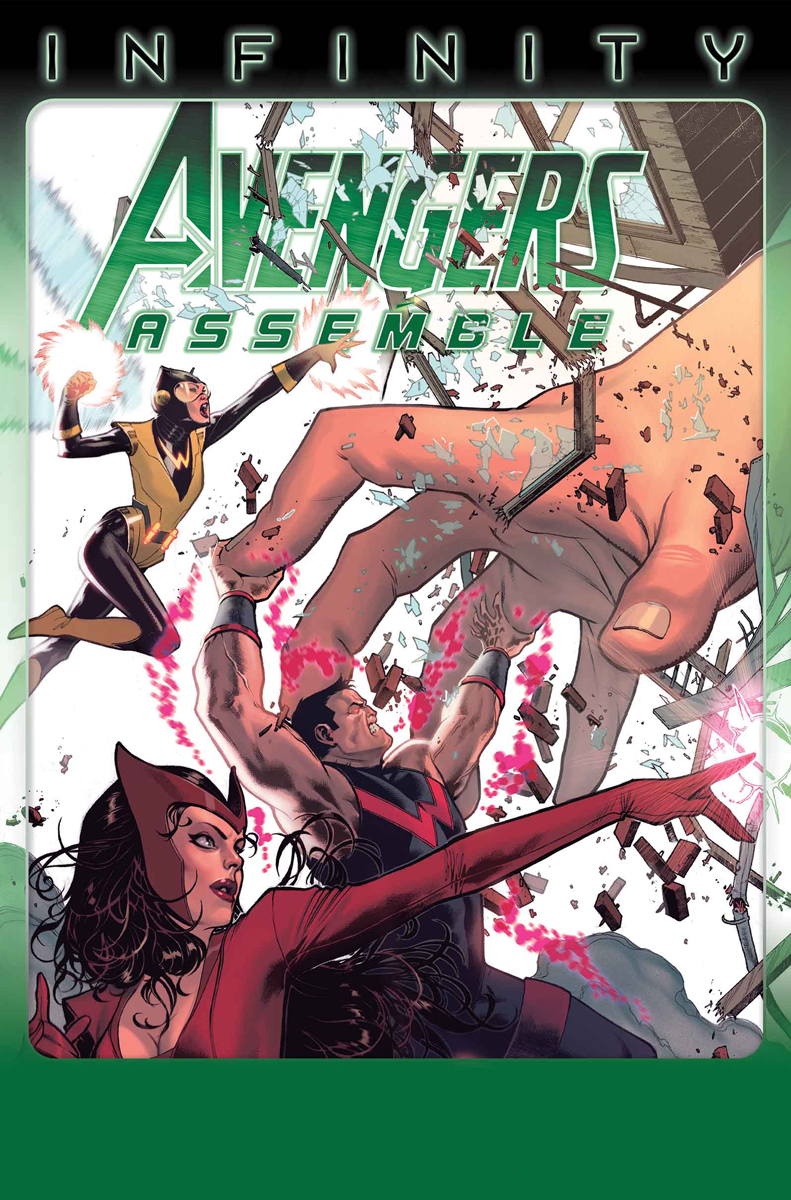 AVENGERS ASSEMBLE #20 INF