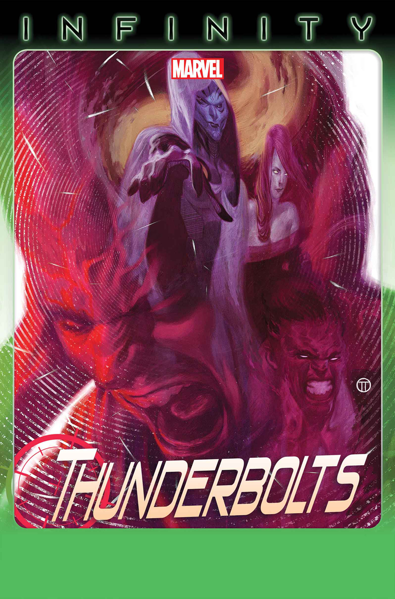 THUNDERBOLTS #17 INF
