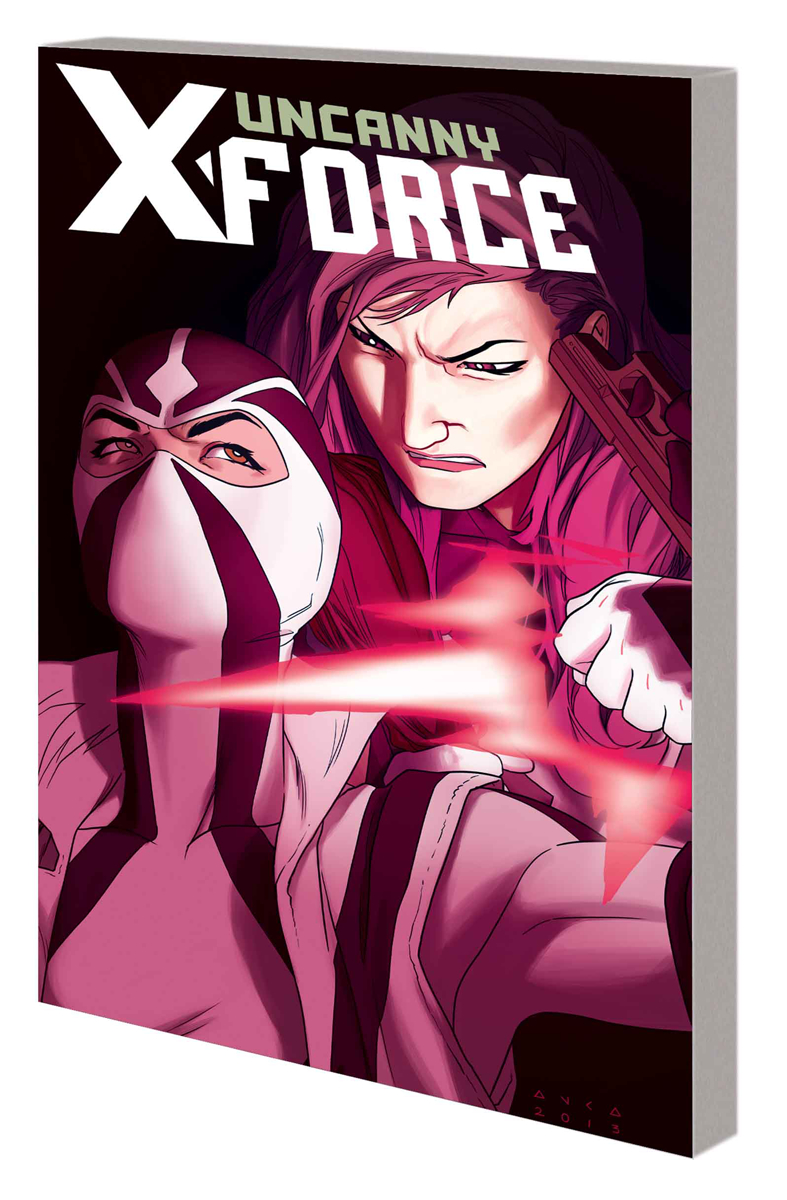 UNCANNY X-FORCE TP VOL 02 TORN AND FRAYED