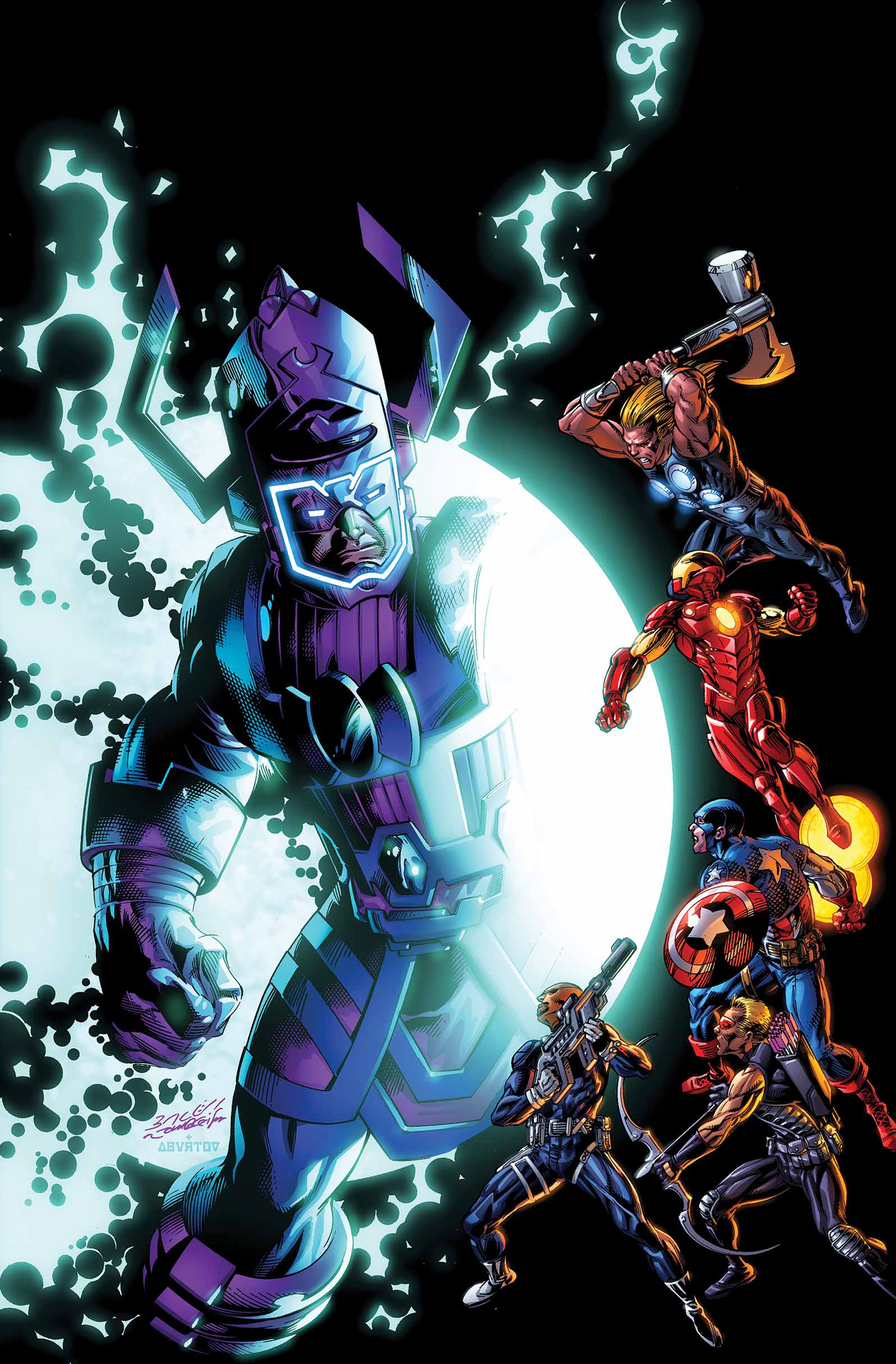 CATACLYSM ULTIMATES LAST STAND #1 (OF 5)