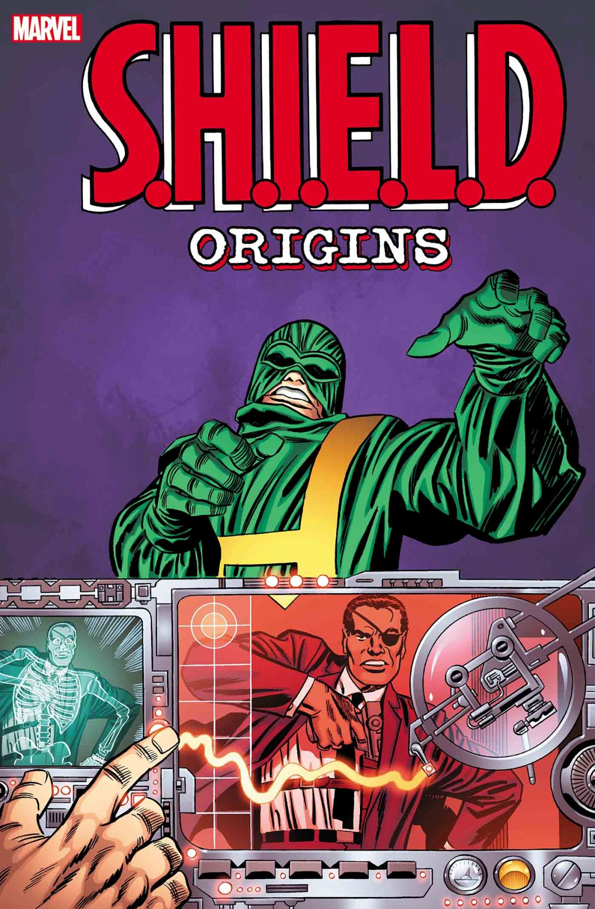 SHIELD ORIGINS TP