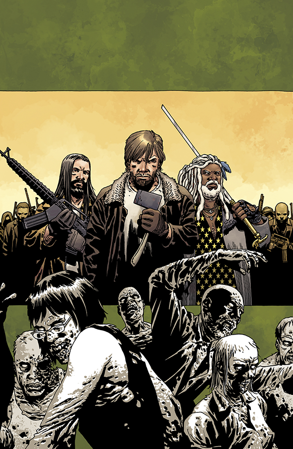 WALKING DEAD TP VOL 19 MARCH TO WAR (SEP130566)