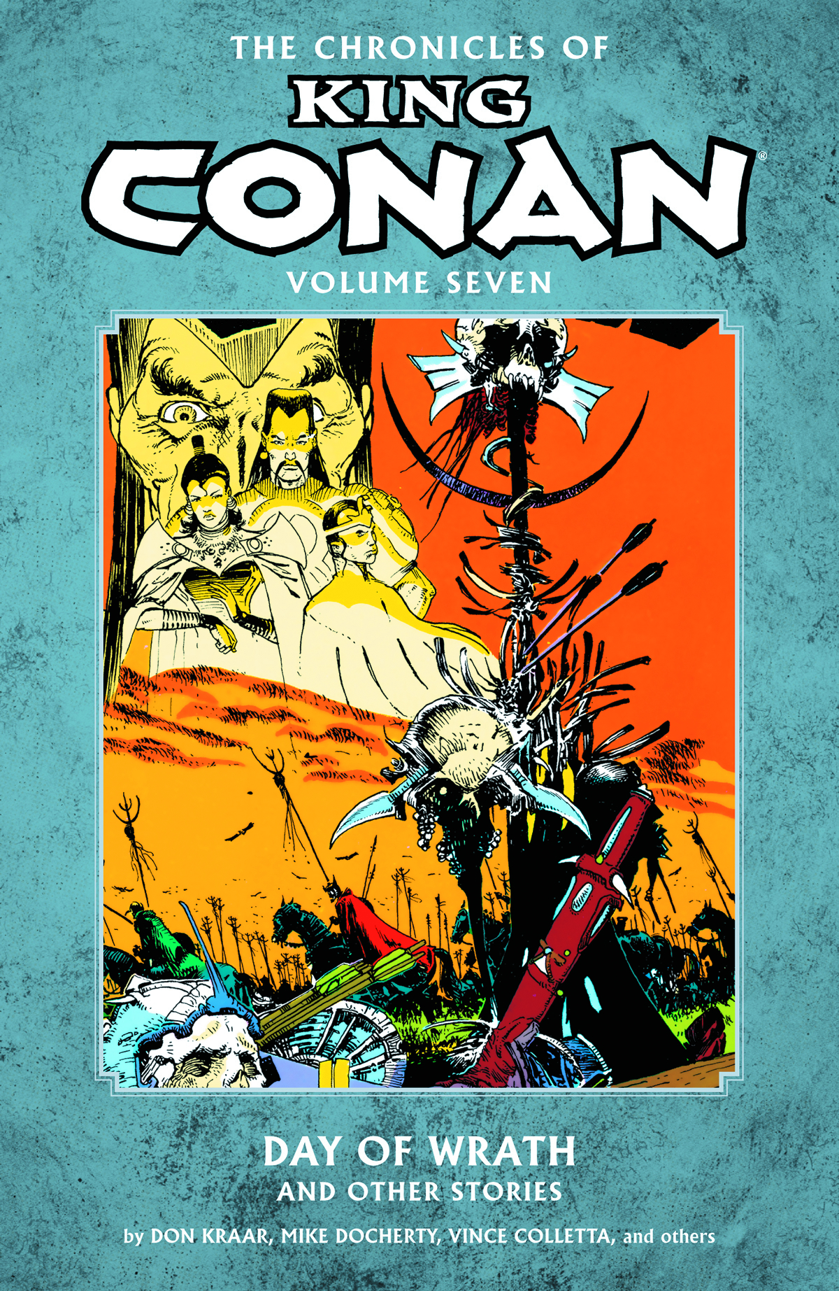 CHRONICLES OF KING CONAN TP VOL 07 DAY OF WRATH