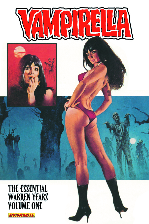 VAMPIRELLA THE ESSENTIAL WARREN YEARS TP (DEC131095) (MR)