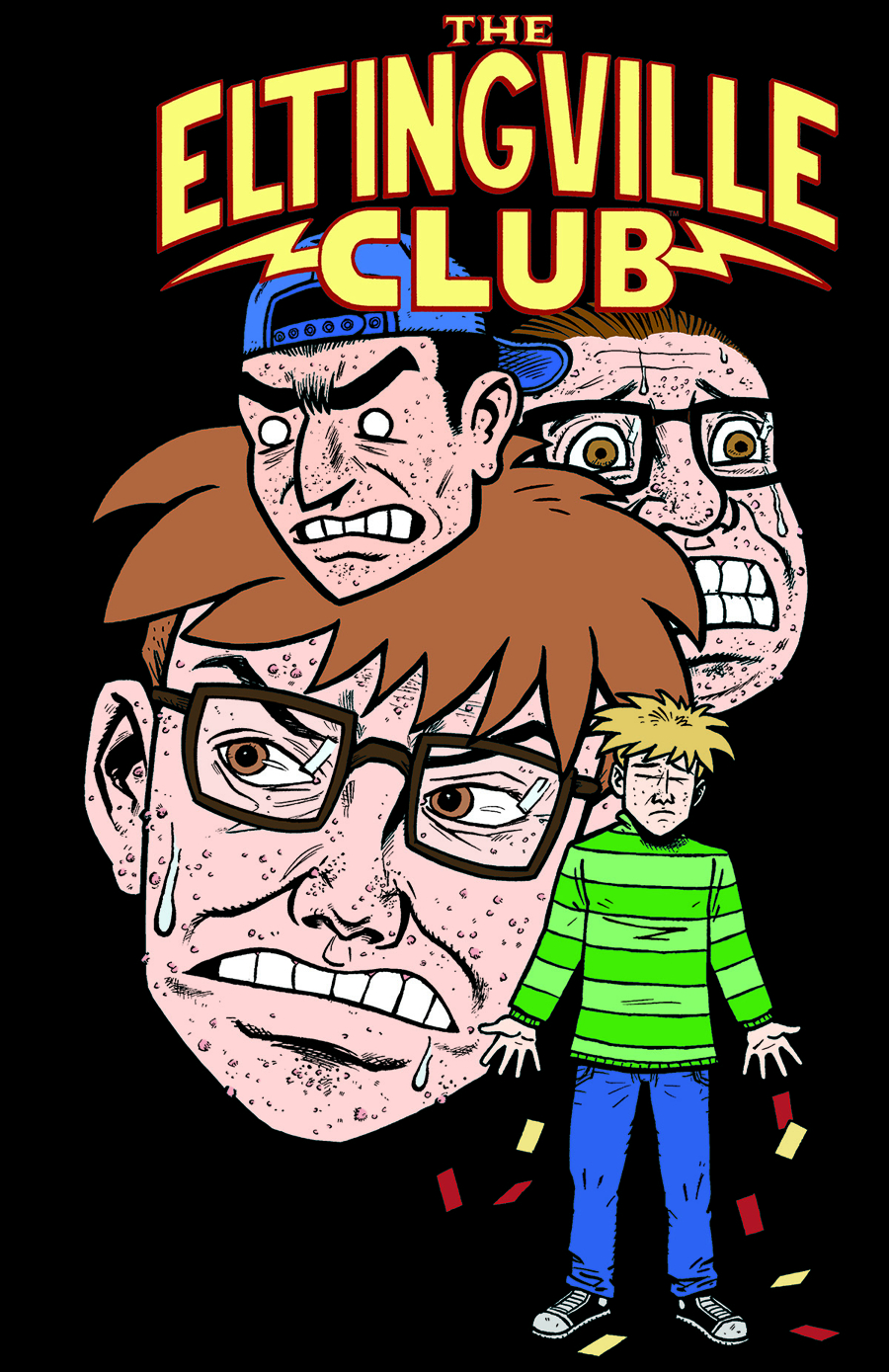 ELTINGVILLE CLUB #1 (OF 2)