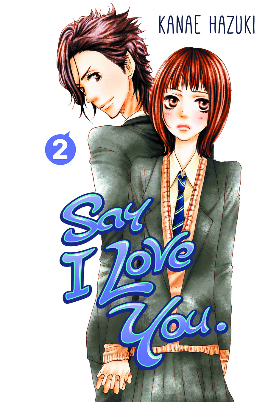 SAY I LOVE YOU GN VOL 02