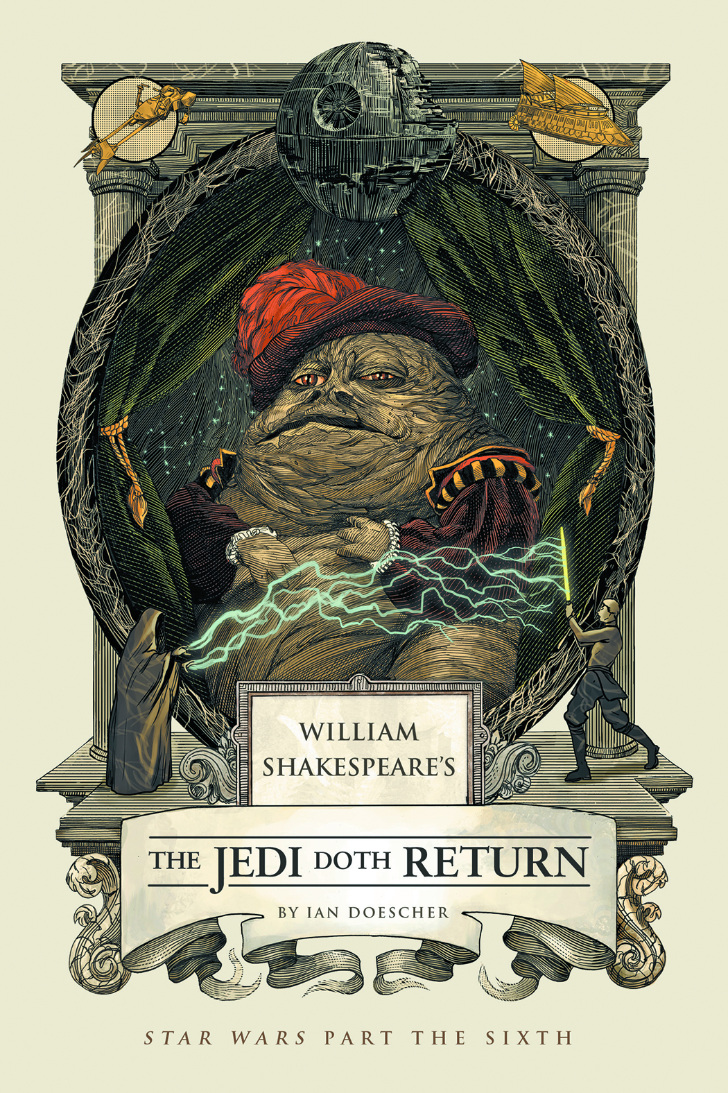 WILLIAM SHAKESPEARE JEDI DOTH RETURN HC