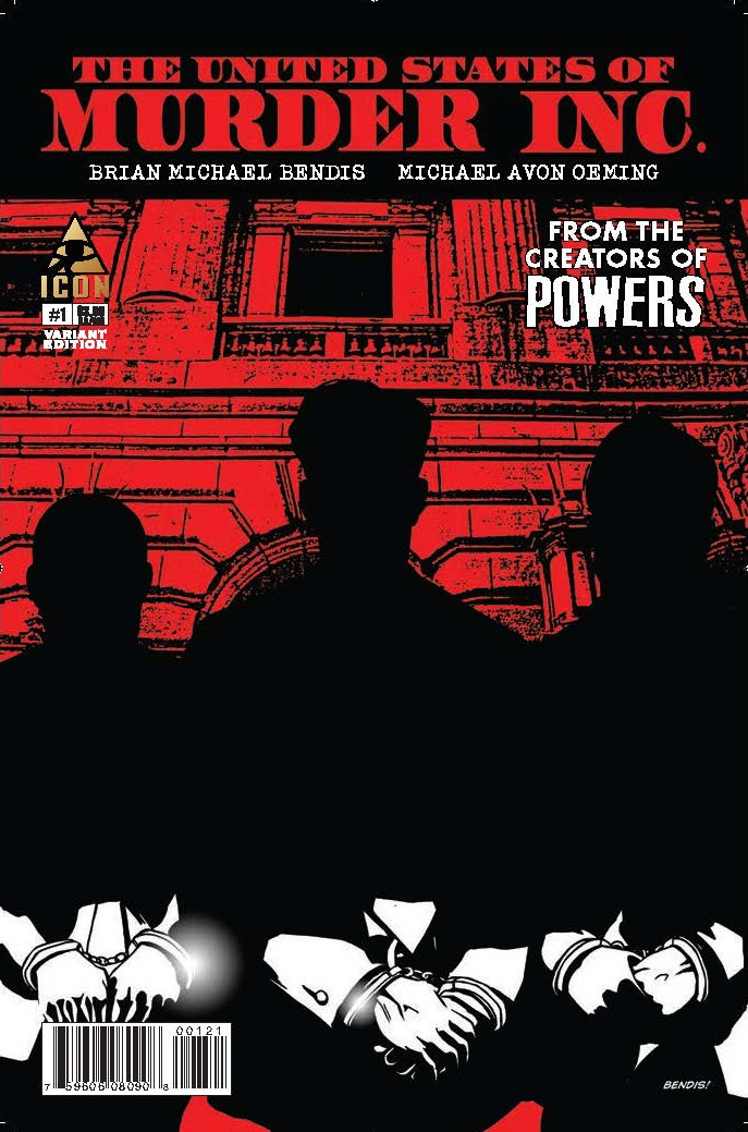 UNITED STATES OF MURDER INC #1 BENDIS VAR (MR)