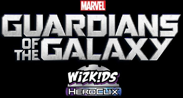 MARVEL HEROCLIX GUARDIANS OF THE GALAXY STARTER SET