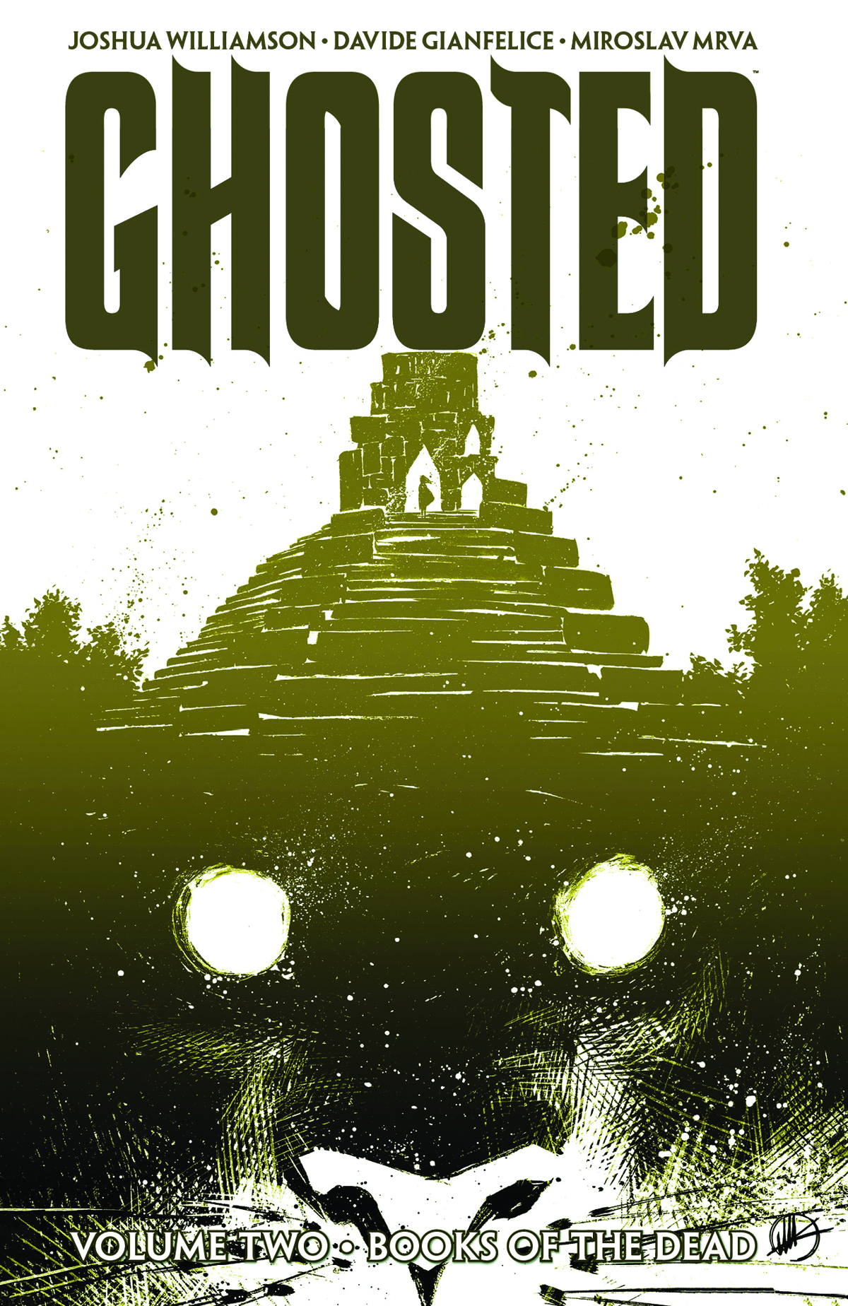 GHOSTED TP VOL 02 (MR)