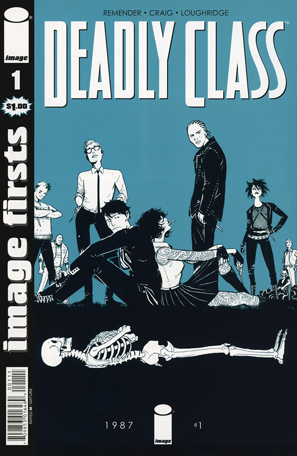 IMAGE FIRSTS DEADLY CLASS #1 (O/A) (MR)