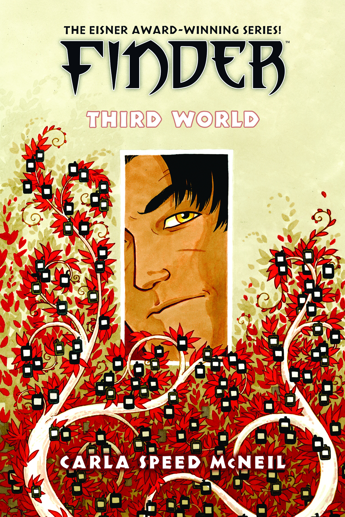 FINDER THIRD WORLD TP