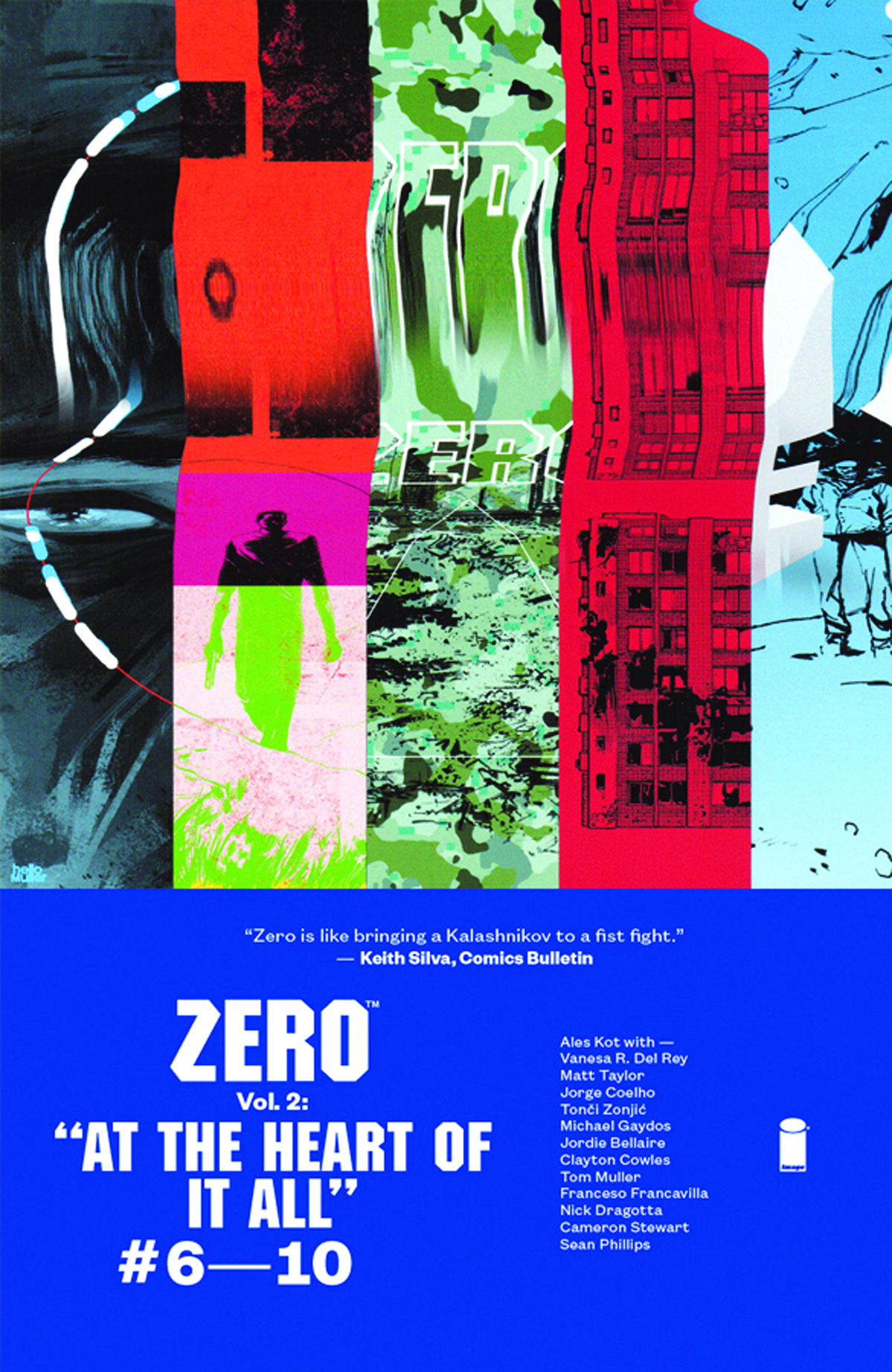ZERO TP VOL 02 AT THE HEART OF IT ALL (MR)